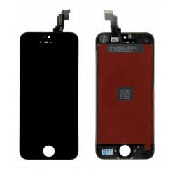 Ecran iPhone 5C noir  Gamme Starter