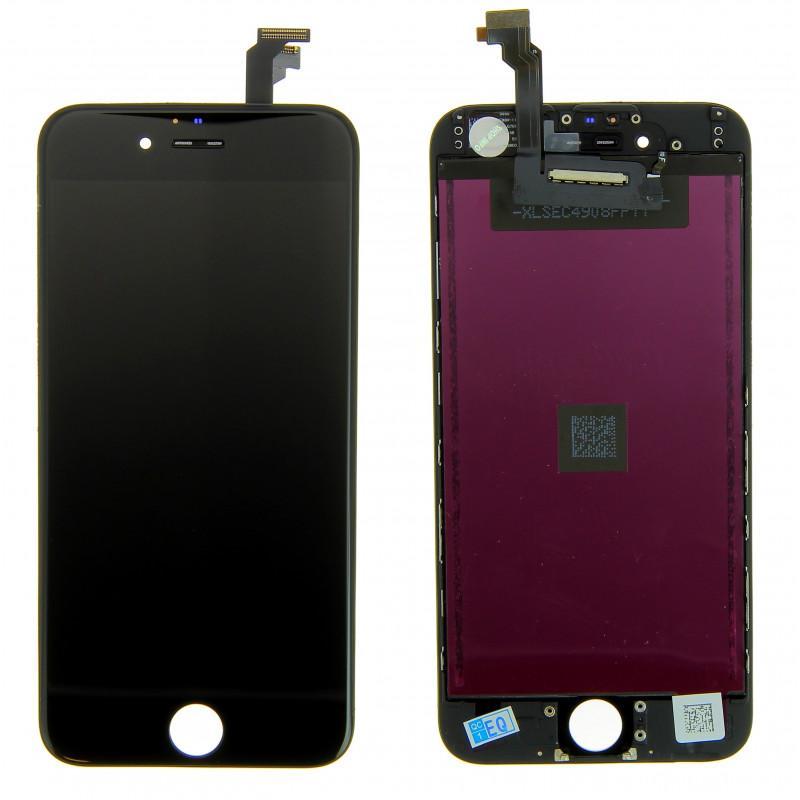 Ecran iPhone 6 noir Gamme Starter