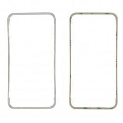 Frame avec adhésif blanc iPhone 4S