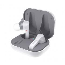 Hoco Ecouteurs ES34 Blanc Bluetooth 5.0