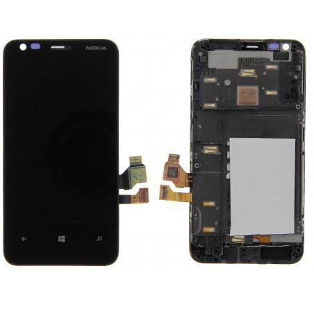 Vitre tactile + Tournevis Nokia Lumia 625: : High tech