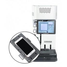 Machine Laser repair 3.0 fournis avec extracteur de fumée et press écran