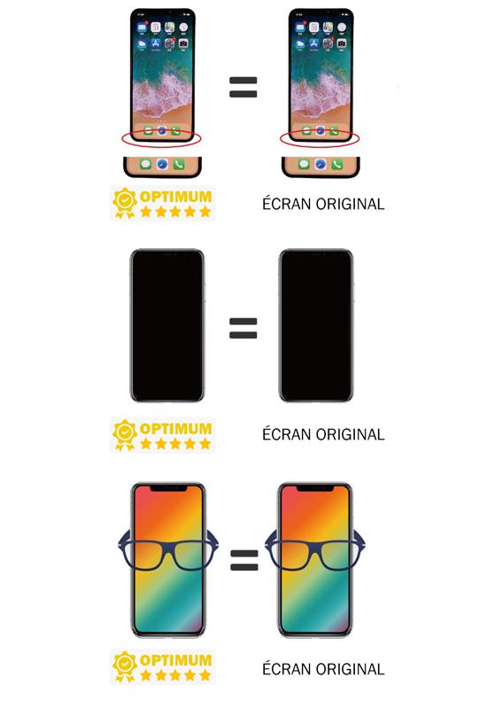 Ecrans Optimum